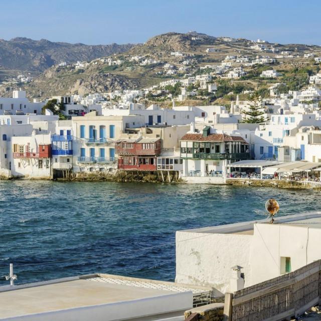 Otok Mikonos, Grčka