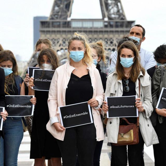 Obilježavanje Međunarodnog dana humanitarne pomoći u Parizu