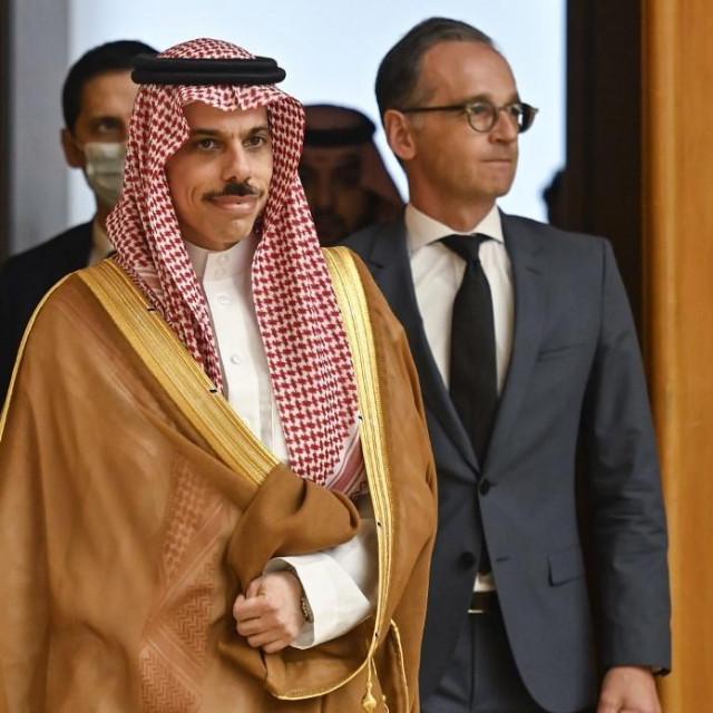 Ministar vanjskih poslova Saudijske Arabije Fejsal bin Farhan Al Suud
