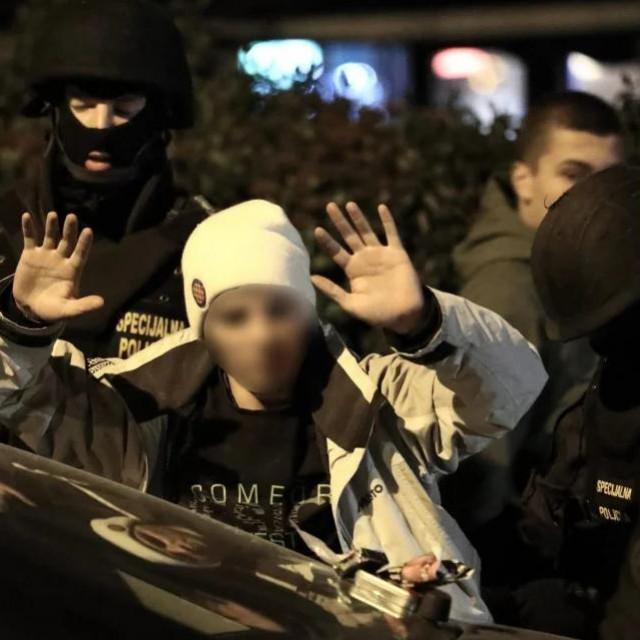 Stanislav Zavadlav prilikom uhićenja