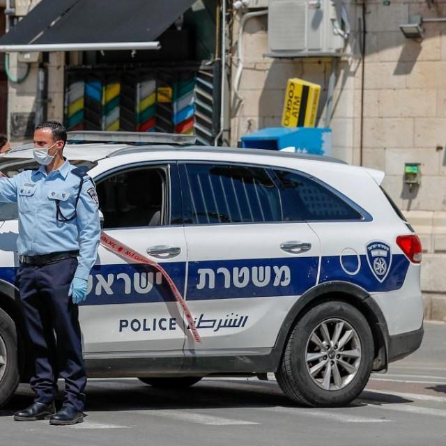 Izraelska policija / Ilustracija