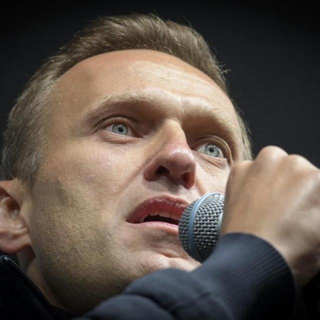 Ruski oporbeni lider Aleksej Navalni