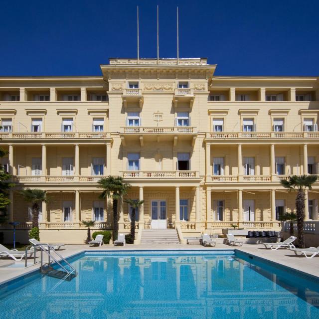 Hotel Kvarner, najstariji hotel u Opatiji
