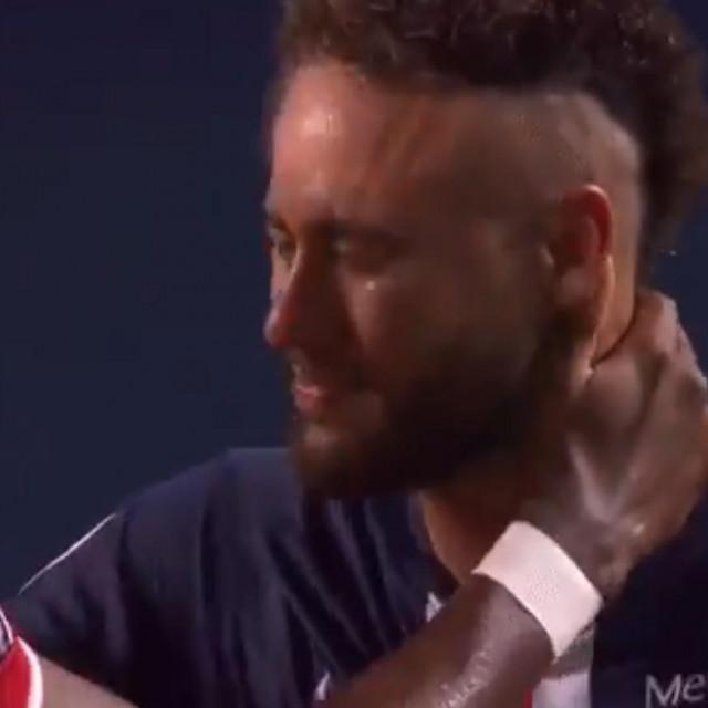 Neymar suze