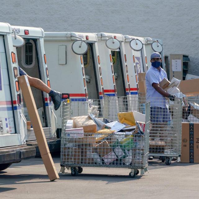 Vozila Američke pošte