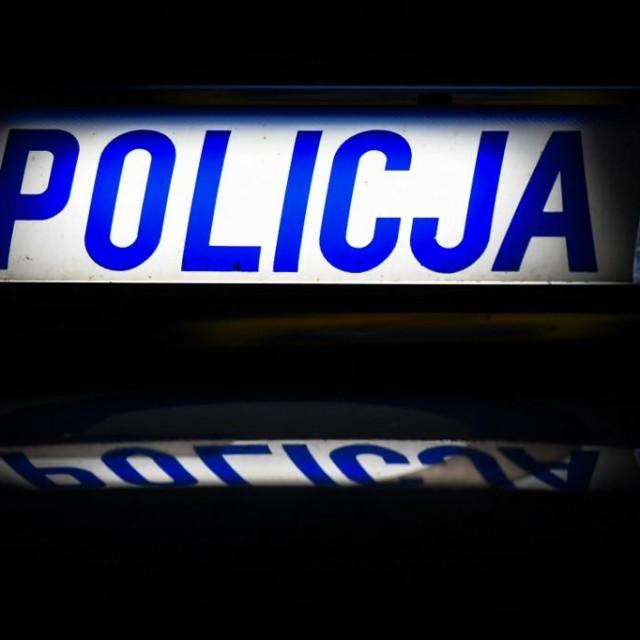 Ilustracija / poljska policija