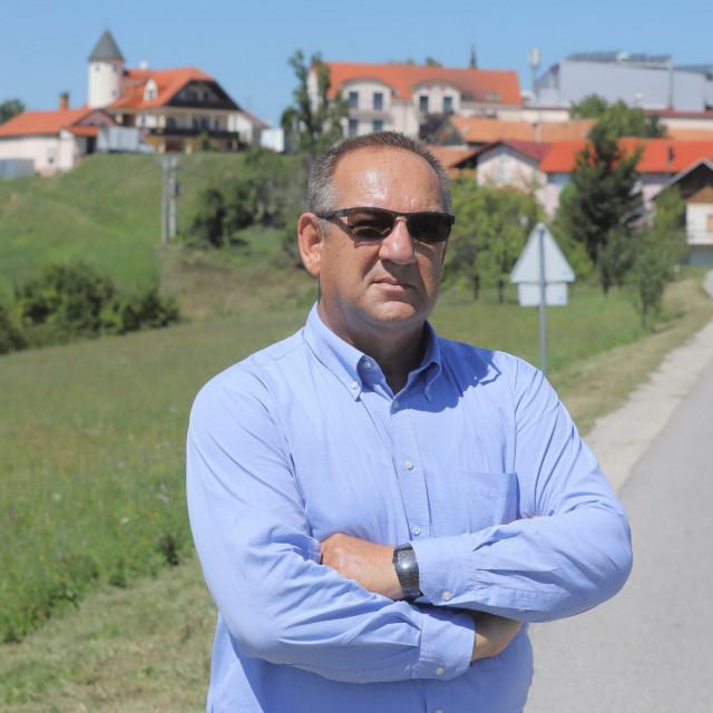 Milivoj Medven, vlasnik tvrtke Mesna industrija MM u Krašiću