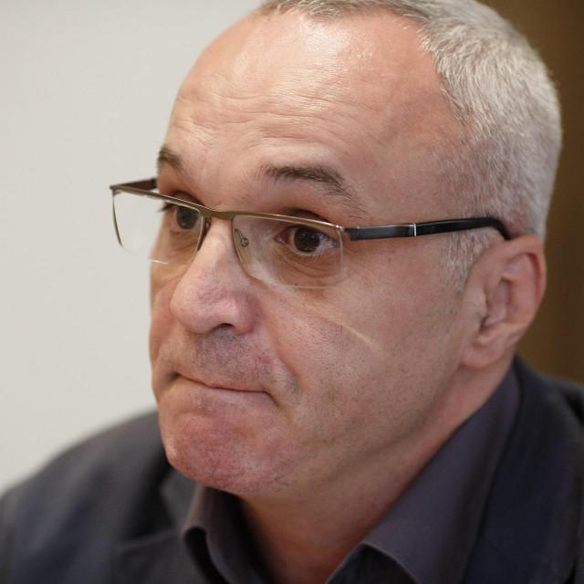 Hrvoje Zovko, predsjednik HND-a