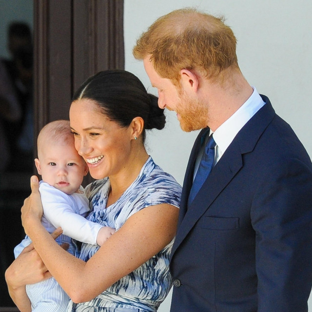 """London, UK - The Prince Harry office has confirmed that he and his family will be spending """"private time"""" in Canada over the Christmas holidays.<br /> <br /> Harry, his wife Meghan and their 7-month-old son Archie will miss Queen Elizabeth II's traditional Christmas gathering at the Sandringham estate.<br /> <br /> Palace officials Friday night confirmed Harry's family is in Canada but did not provide details.<br /> <br /> Meghan lived in Canada for many years before she married Harry while she was filming the TV series """"Suits.""""<br /> <br /> **SHOT ON 09/25/2019**<br /> <br /> *UK Clients - Pictures Containing Children<br /> Please Pixelate Face Prior To Publication*,Image: 489293425, License: Rights-managed, Restrictions:, Model Release: no, Credit line: BACKGRID/Backgrid USA/Profimedia"""