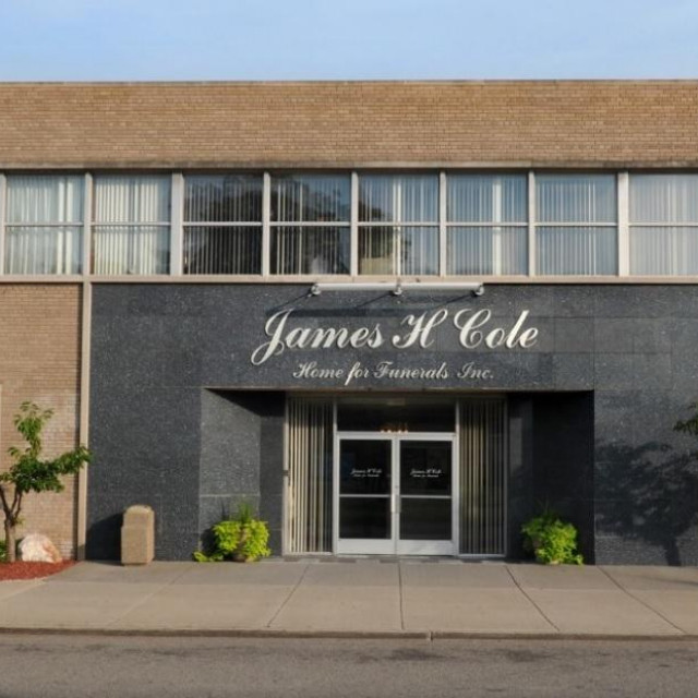James H Cole funeral home