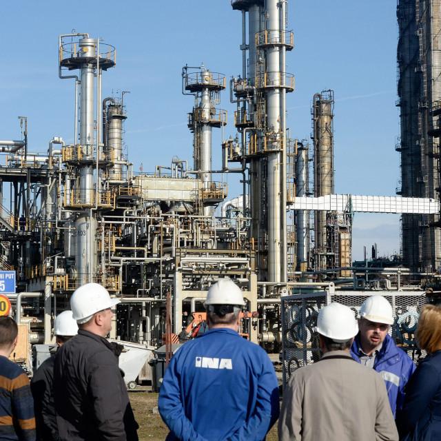 Postrojenje rafinerije Sisak
