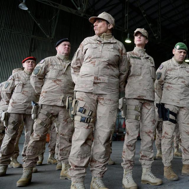 Hhrvatski kontingent (HRVCON) u misiji Resolute Support