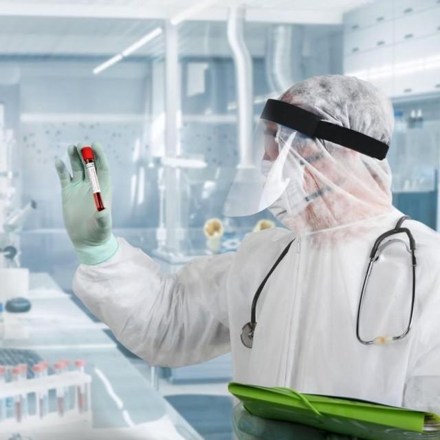Laboratorij, ilustracija