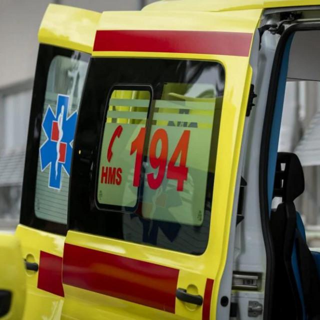 Vozilo hitne pomoći (ilustracija)