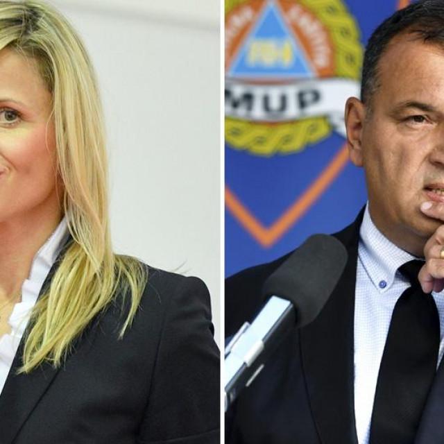 Dijana Zadravec i Vili Beroš