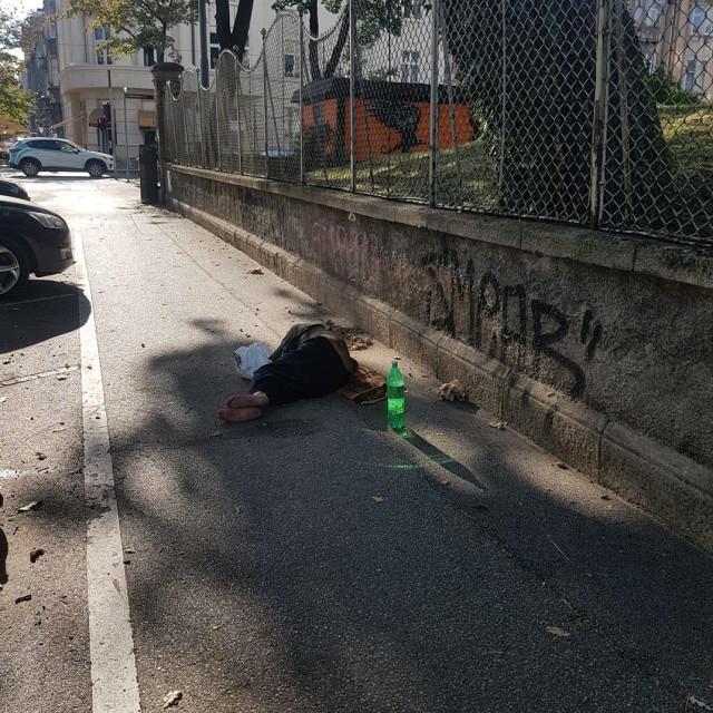 Prizor iz Boškovićeve ulice