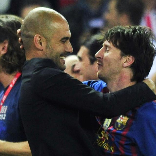 Guardiola i Messi u danima ponosa i slave (2012.)