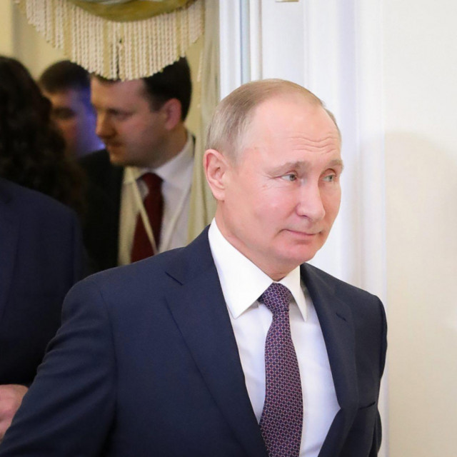 Vladimir Putin i Aleksander Lukašenko