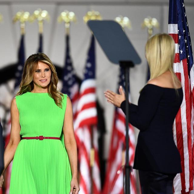Ivanka Trump dolazi predstaviti Donalda Trumpa