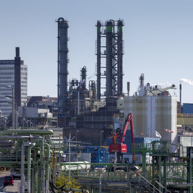 Bayerova tvornica u Leverkusenu