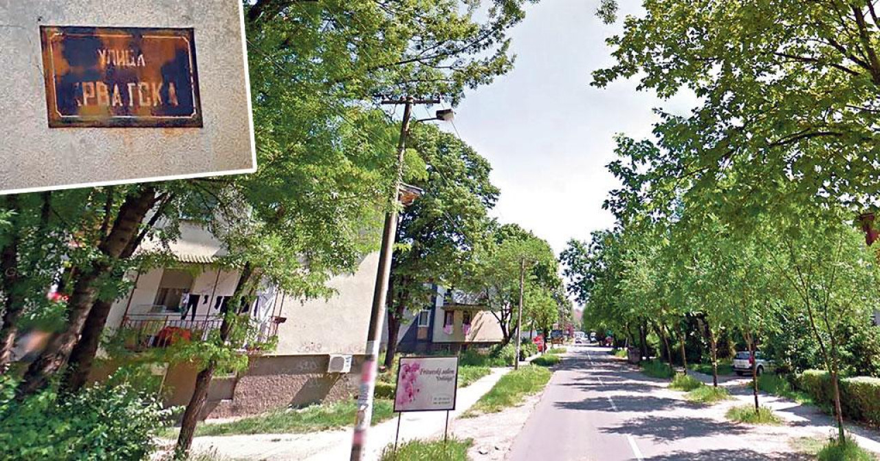 RASKID SA 'STAROM' I PRIPREME ZA 'NOVU JUGOSLAVIJU'?! Beograd ostao bez 'Hrvatske ulice', preimenovana je u ulicu 'Ulicu glinskih žrtava 1941.'