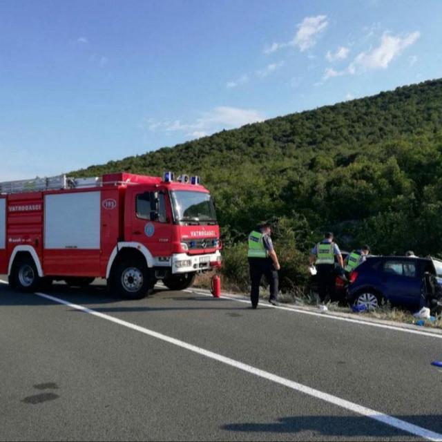Prometna nesreća kod Sibinja Krmpotskog