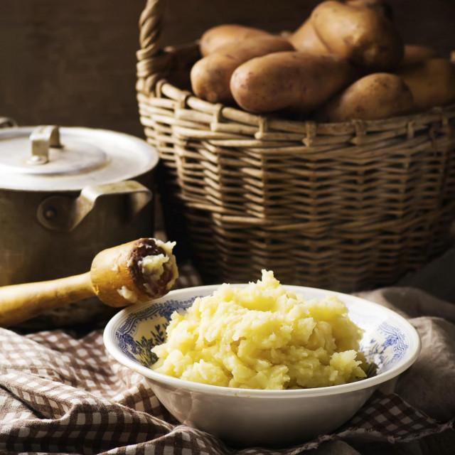 Pire krumpir