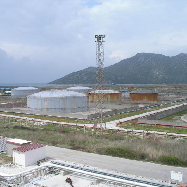 Skladište NTF-a u Pločama