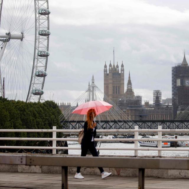 London, ilustracija