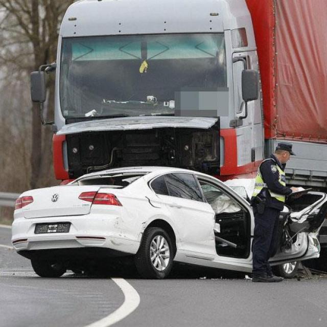 Prometna nesreća (arhiva)