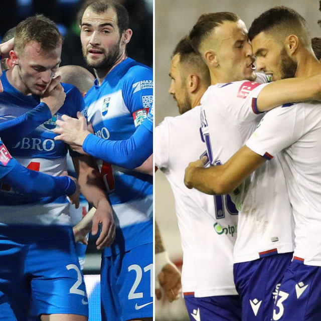 Osijek i Hajduk