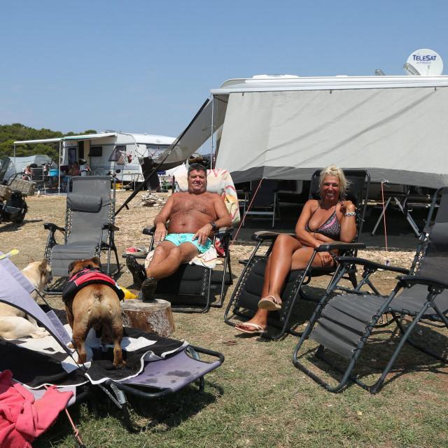 Kamp u Premanturi