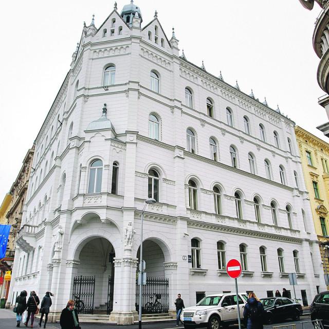 Zgrada Hrvatske banke za obnovu i razvoj