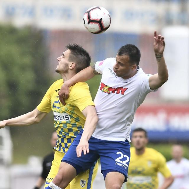 Mirko Ivanovski u dresu Hajduka