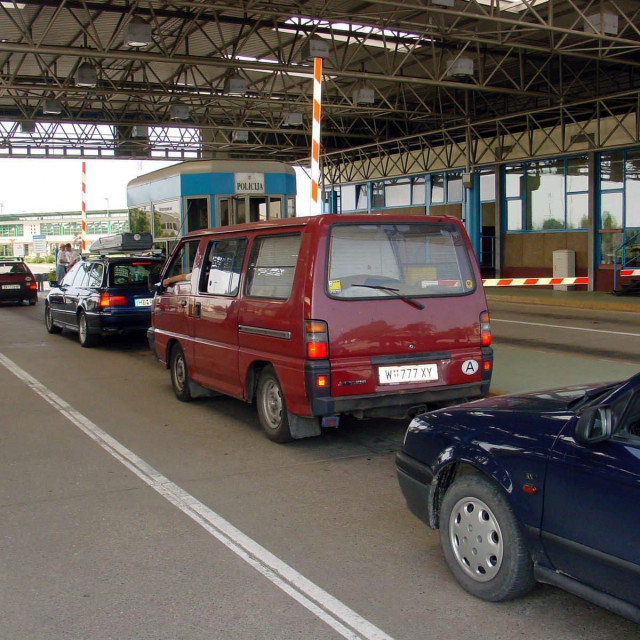 Granični prijelaz Goričan