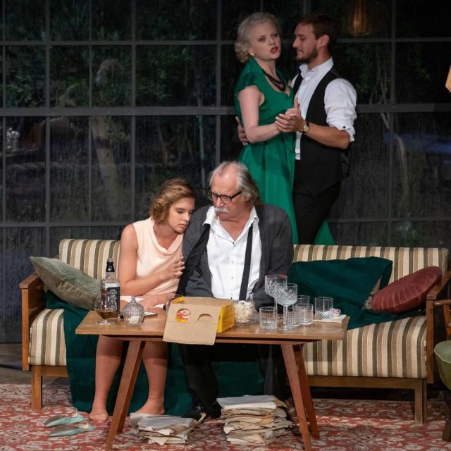 Predstava Tko se boji Virginije Woolf