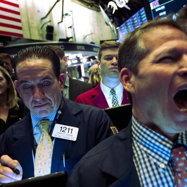 Wall Street, ilustracija