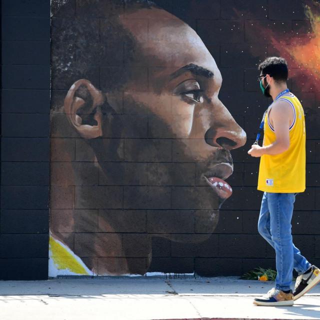 Mural Kobea Bryanta