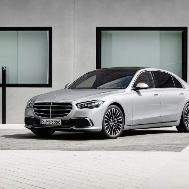 Mercedes S-klase