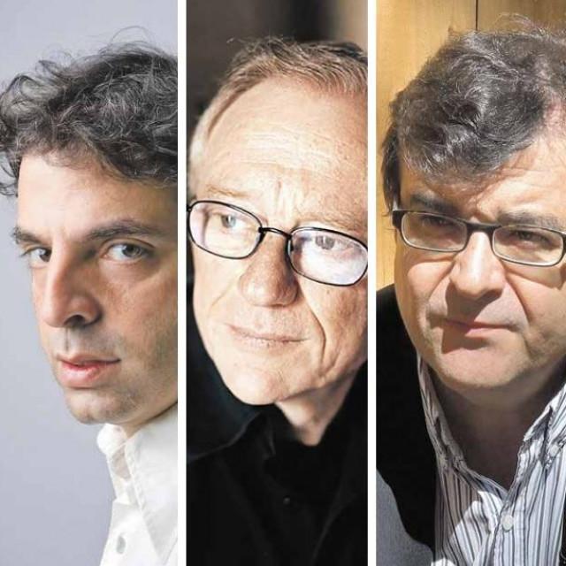 Keret, Grossman i Cercas