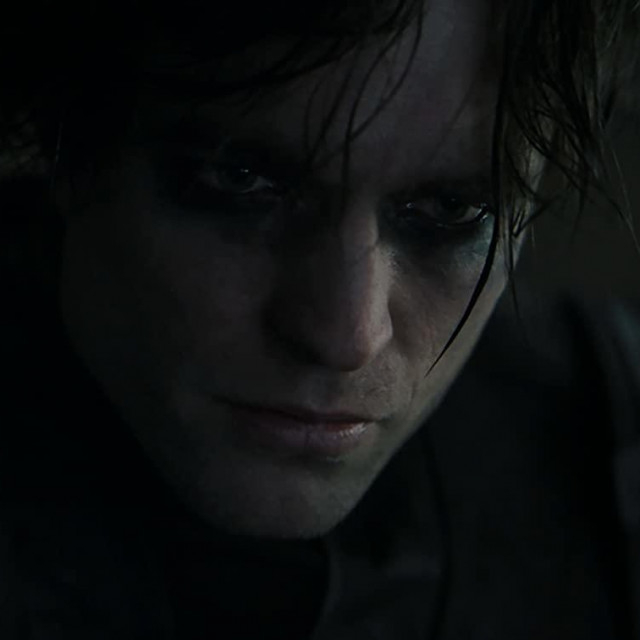 Robert Pattinson Batman 2021