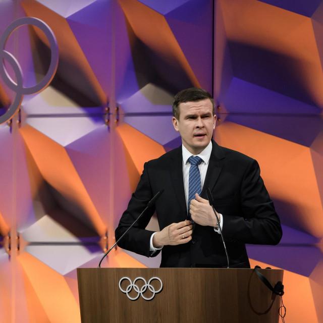 Predsjednik WADA-e Witold Banka