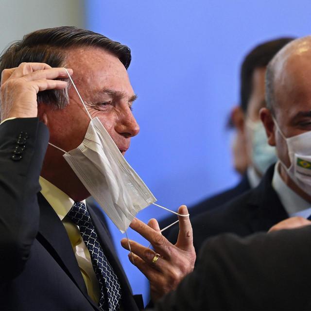 Predsjednik Jair Bolsonaro