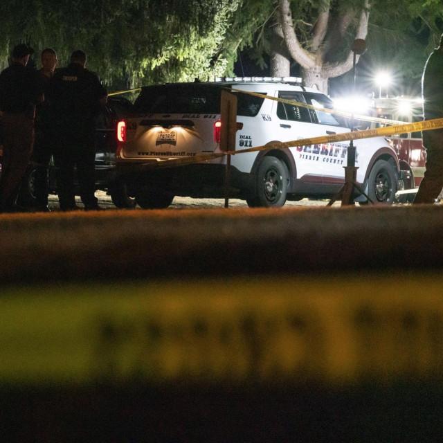 Mjesto ubojstva Michaela Foresta Reinoehla
