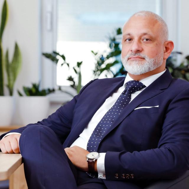 Hrvoje Veselko, predsjednik Uprave Sunce Hotela