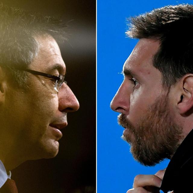 Leo Messi je osuo drvlje i kamenje na predsjednika kluba jer mu je, navodno, obećao da može ići na kraju sezone ako želi. Ako je to istina, zašto je Messi cijelu godinu šutio o tome?