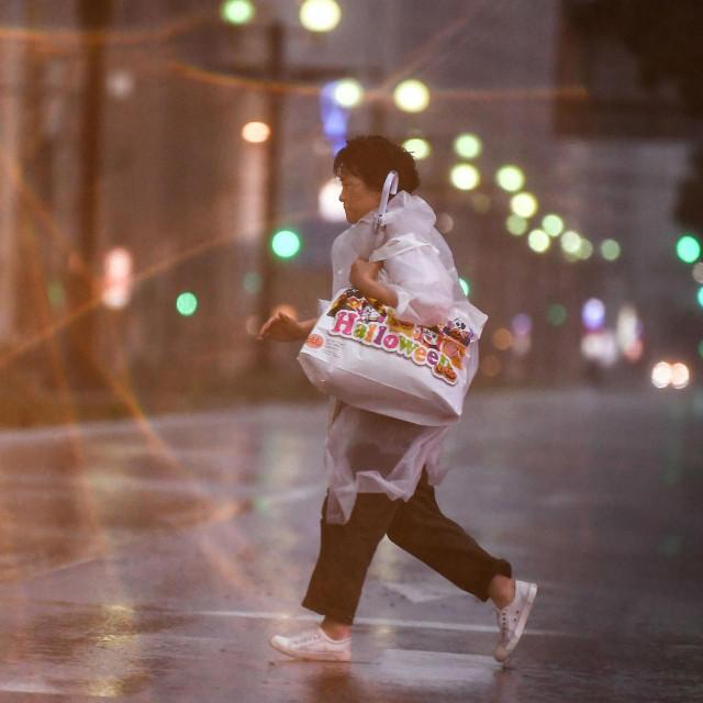 Tajfun Haishen