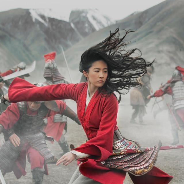 Mulan (Yifei Liu)<br />