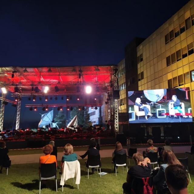 Otvorenje Festivala svjetske književnosti