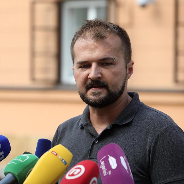 Daniel Martinović<br />